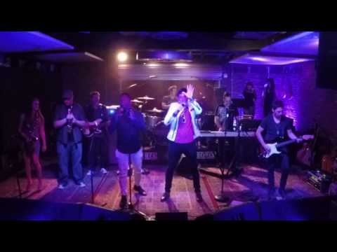 Phil Collins, Phillip Bailey - Easy Lover (Cover) at Soundcheck Live / Lucky Strike Live