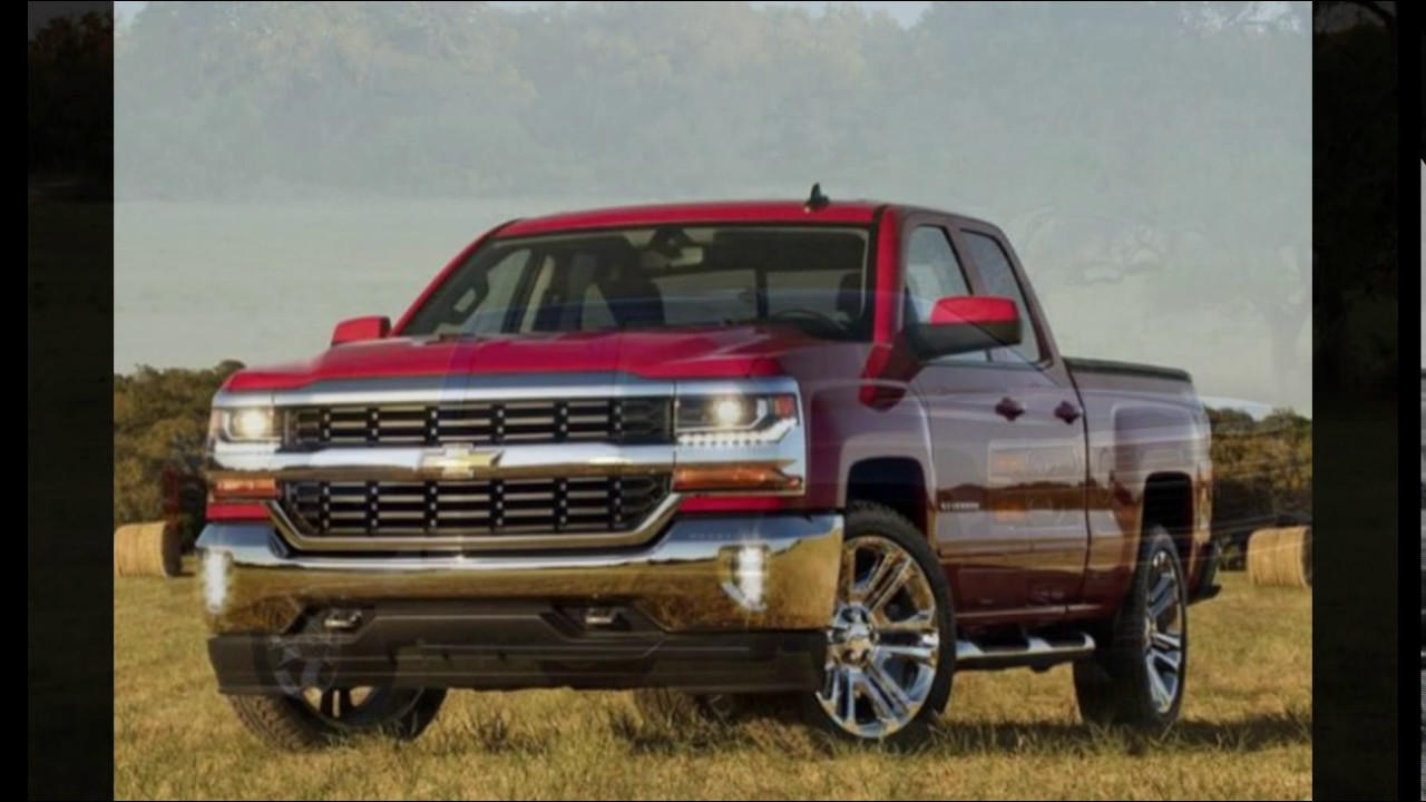 2018 chevy silverado new 1500 diesel youtube. Black Bedroom Furniture Sets. Home Design Ideas