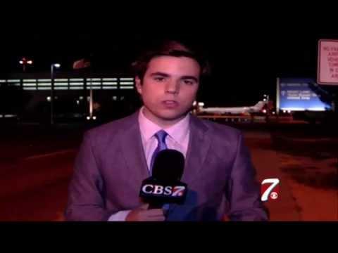 TAPB - CBS 7 News - Midland Ebola Scare
