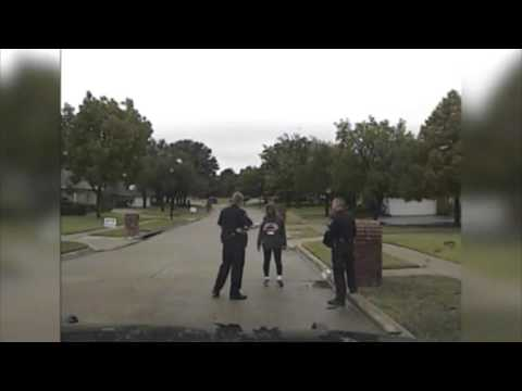 Community Policing / Police caution UNT Dean Dorothy Bland