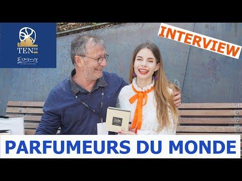 INTERVIEW THIERRY BERNARD x PARFUMEURS DU MONDE NEW PERFUME  | Tommelise