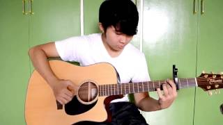 (WITH TAB)Jason Chen - Best Friend (Fingerstyle cover by Jorell)