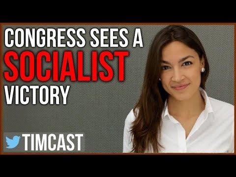 A Democratic Socialist Has Just Won In Congress