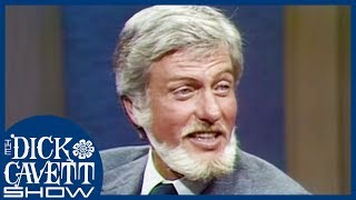 Dick Van Dyke On Working With Julie Andrews In 'Mary Poppins' | The Dick Cavett Show