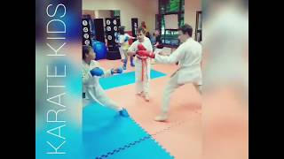 KARATE KIDS 🥋 TRAINING 🥋 LESSON 🥋 KARATE CLUB