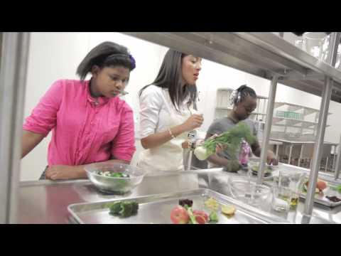 Family Meal w/ Asante Samuel Foundation