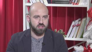 Павел Казарин делает прогноз на 2017 год,   UKRLIFE TV