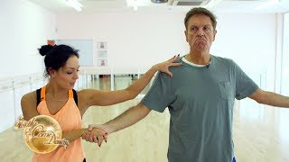 Ruth, Revd. Richard and Brian get in step in Week Two's training - It Takes Two - BBC Two