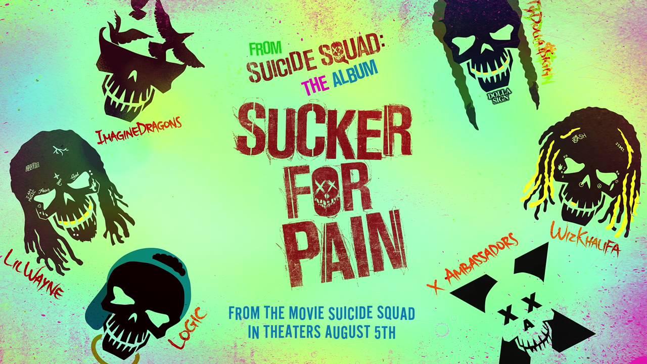 Download Suicide Squad (Soundtrack) Sucker For Pain-Lil Wayne,Whiz Khalifa & Imagine Dragons ft X Ambassadors