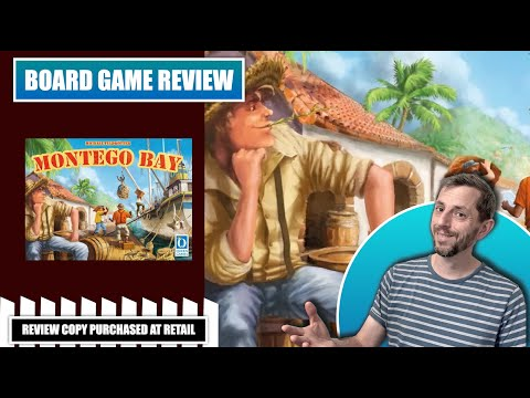 Europhile Reviews: Montego Bay board game