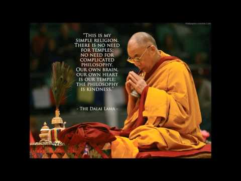 Long Life Prayers to His Holiness the Dalai Lama ~ Celebrating Lord Tenzin Gyatso's 79th birthday