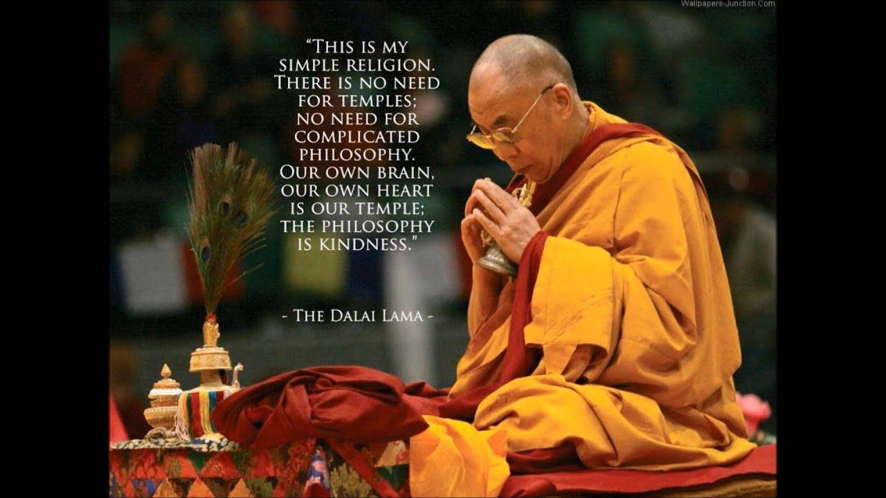 Dalai Lama Humanity Lyrics
