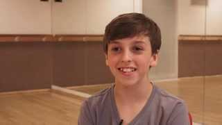 Quick-Fire Interview with Nat Sweeney | Billy Elliot the Musical