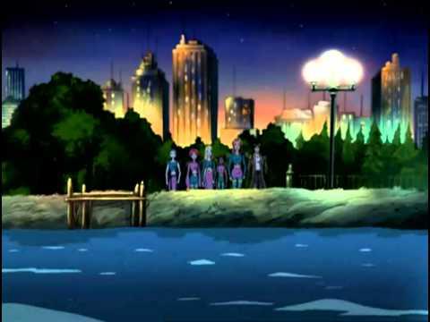 W.İ.T.C.H. 1 Sezon Bölüm 19 - Sualtı Madeni
