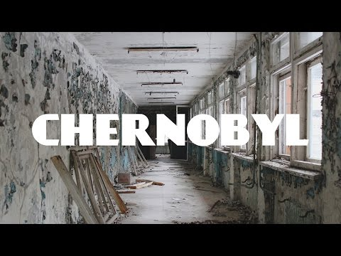 Footage from inside the Chernobyl exclusion zone