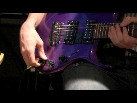My Home Made Electric Guitar Based on the EB MusicMan JPX - By Alex Taylor (FullHD)