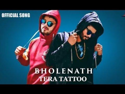 Bholenath Tera Tattoo | New Hr Song 2019 | Sumit Goswami | New Haryanvi Song Haryanvi
