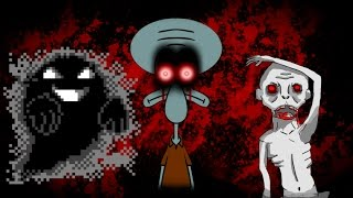 Buried Alive Lavender Town Ghost Creepypasta Land 4