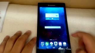 Tablet Lenovo TAB 2 A7 Accesorios y Funciones Basicas