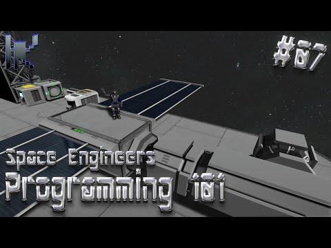 Space Engineers Programming 101 - Auto Solar Script - Part 1