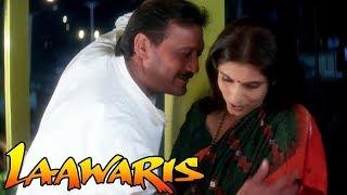 Jackie Shroff romances Dimple Kapadia - Part 2   Akshaye Khanna   Laawaris