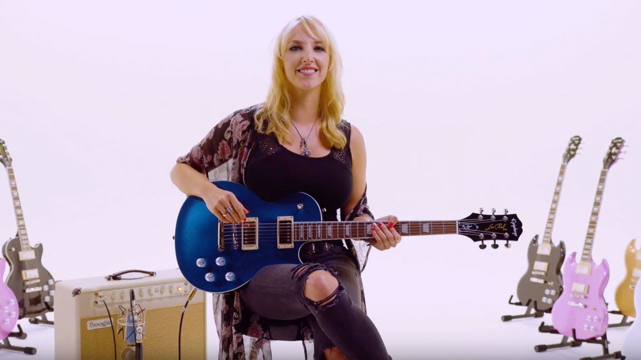 Britt Lightning - Guitarist