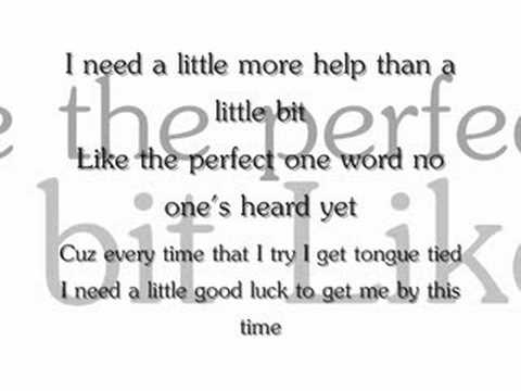 Tongue Tied- Faber Drive (Lyrics)