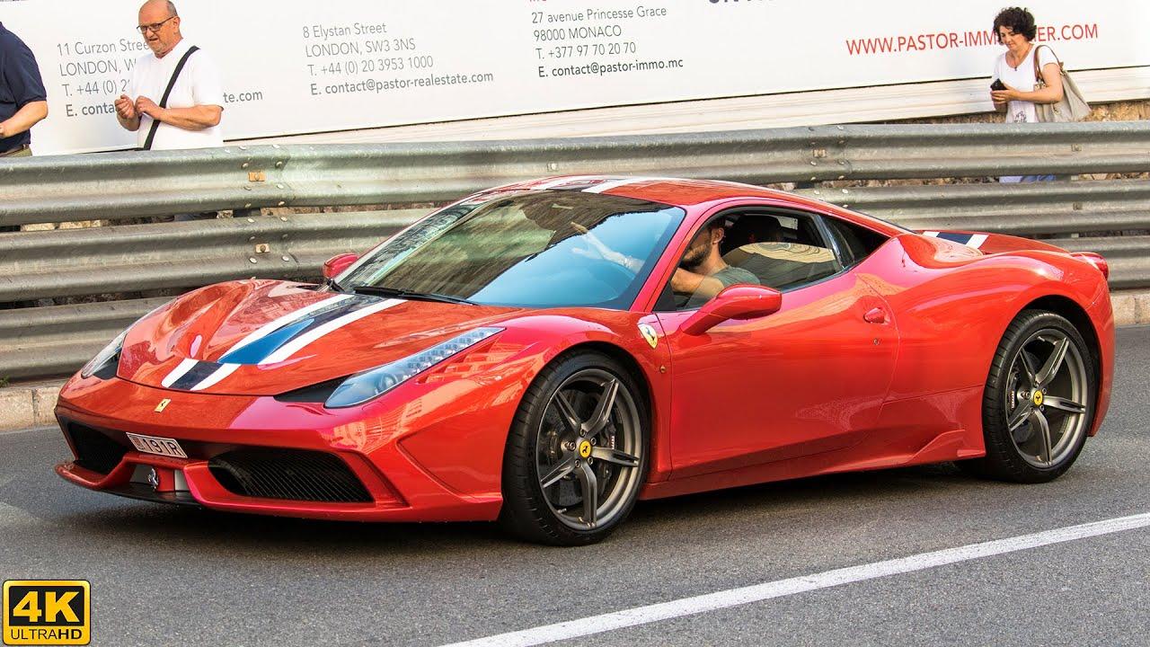2020 Ferrari 458 Interior