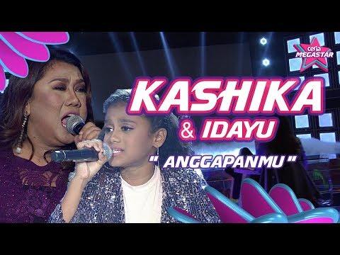 Terserlah hebat Kashika & Idayu dengan Ziana Zain Anggapanmu | Ceria Megastar Separuh Akhir