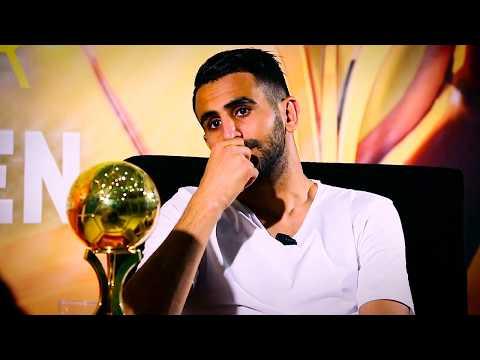 interview reyad mahrez meilleur joueur algerien 2017