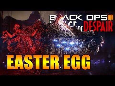 COMPLETANDO EL EASTER EGG VOYAGE OF DESPAIR (BLACK OPS 4 ZOMBIES)