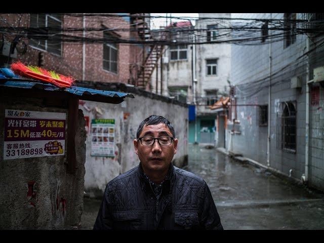 中國罷工潮湧動