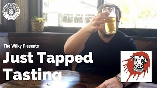 Lagunitas Czech Pilsner - Just Tapped Tasting - Episode 27