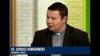 ks. DARIUSZ KOMADOWSKI (MISJONARZ) - PRZEŚLADOWANIA KATOLIKÓW W GRUZJI