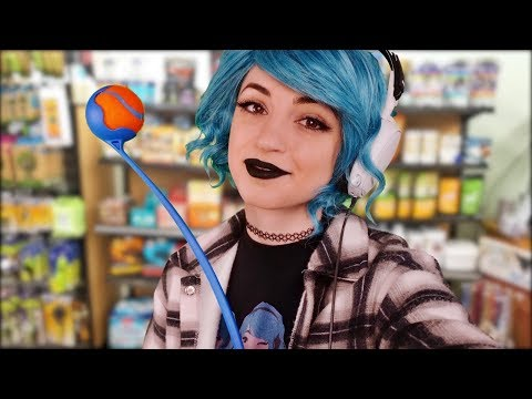 ASMR | Pet Store Checkout With Daisy