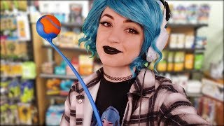 ASMR   Pet Store Checkout with Daisy