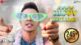 Starting today, sing this song when you are wishing someone 'happy birthday'. presenting the cool new way to happy birthday from disney's abcd 2. -...