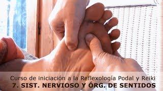El pie nervioso en Cómo al ayudar dolor
