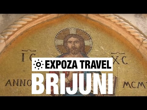 Brijuni (Croatia) Vacation Travel Video Guide