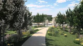 East Village: what the Athletes Village will look like after the Olympics