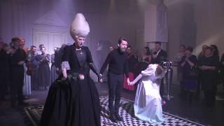 """Опера-променад """"Пиковая Дама"""" на Яузской 18.01.2019. Поклоны."""