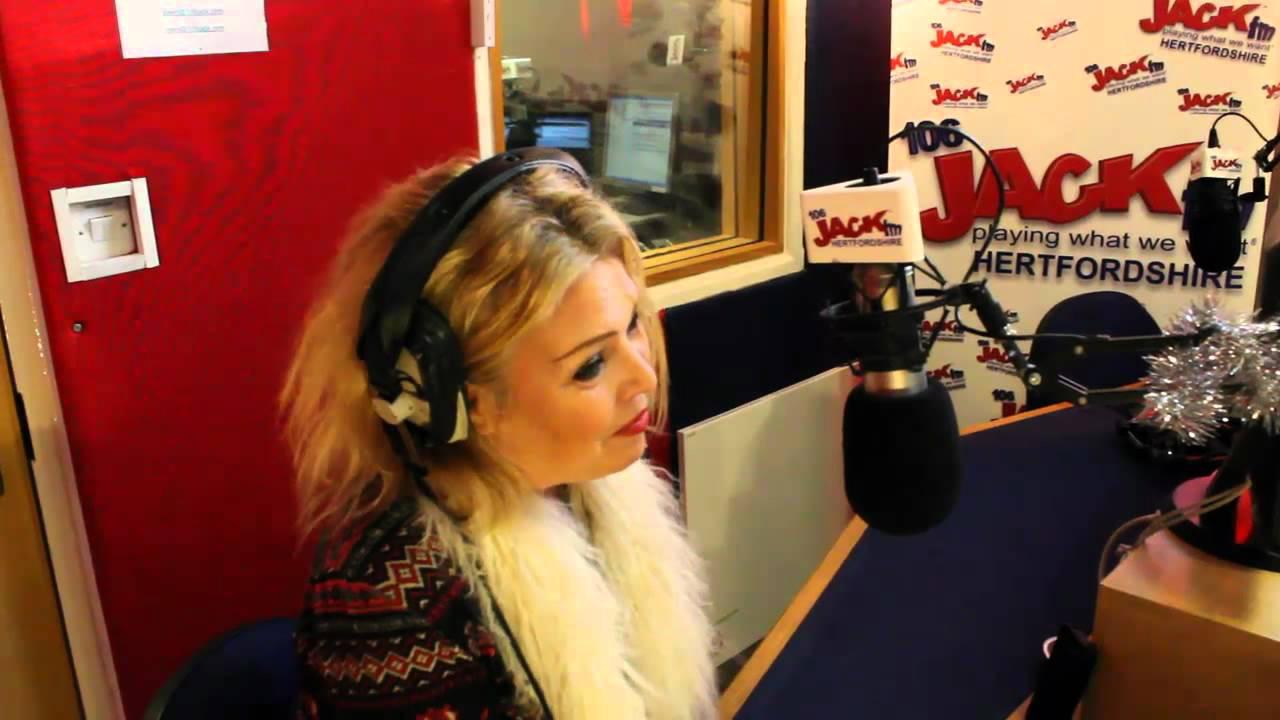 Kim Wilde - Rockin' Around The Christmas Tree - 106 JACK fm ...