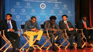 David Johns on Ensuring Educational Excellence for All: Reflections from the White House