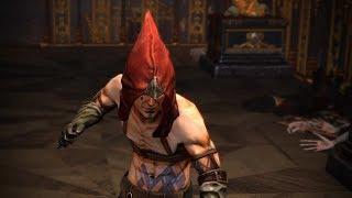 Path of Exile: Warlock Helmet