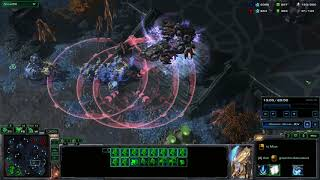 Sc2 ghost walker vs commanderjm