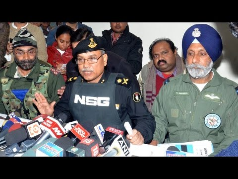 IAF Removes Pathankot Airbase Commanding Officer Air Commodore J S Dhamoon