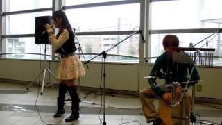 千葉モノレール駅2階スペース モノちばらいぶ.