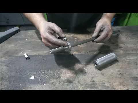 Как сделать простой обратный молоток.