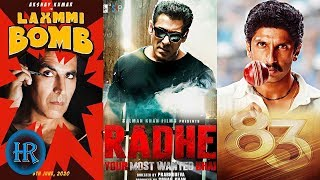 Top 5 Much Awaited Bollywood Movie in 2020 part-1  Hindi Review