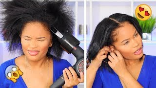 One of arnellarmon's most viewed videos: Updated Straight Hair Routine + How I Grew My Hair